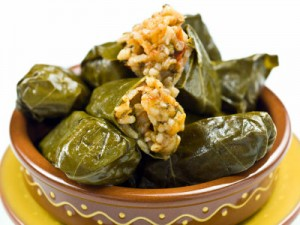 vegetarian-greek-dolmades