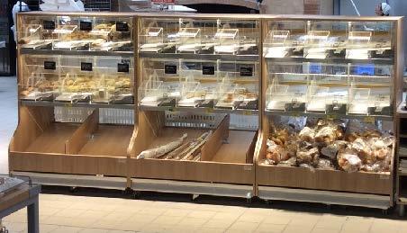 distributore pane